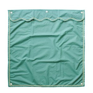 Tendalino da box corto Verde