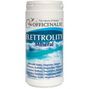 Elettrolity Minerali