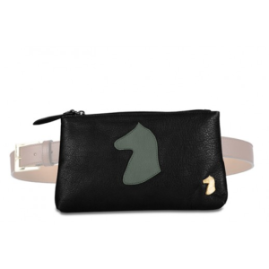 Belt Bag J Nero-Muschio