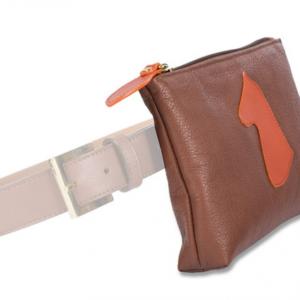 Belt Bag J Nero-Muschio