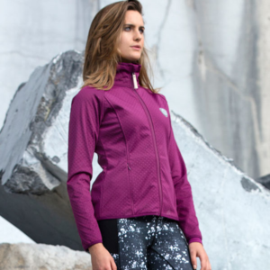 Softshell Donna Alby Pewter – Horseware