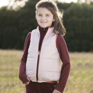 Gilet Reversibile Kids – Horseware