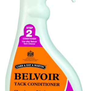 Belvoir Tack Conditioner Spray