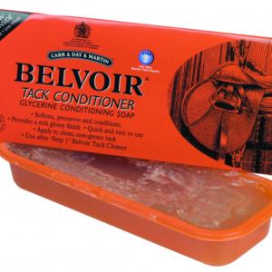 Belvoir Tack Conditioner Soap Bar