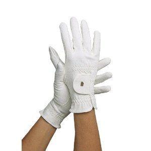 Guanto Roeck Grip Bianco- Roeckl
