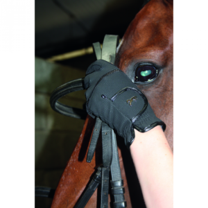 Competition Gloves Horseware Nero