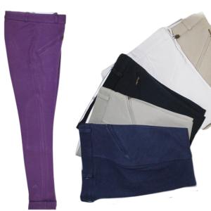 Pantaloni Winner Jodhpur Leggeri Blu