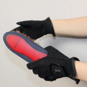 Sports Gloves Horseware Nero