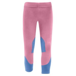 Pantalone Bambina Saturno Rosa e Celeste