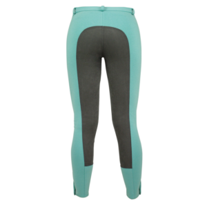 Pantalone Fun Two Tone Color Menta-Grigio