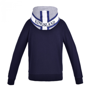 Felpa Unisex Bern Blu – Kingsland