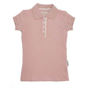 Polo Pique Bambina Pink Bloss – Horseware