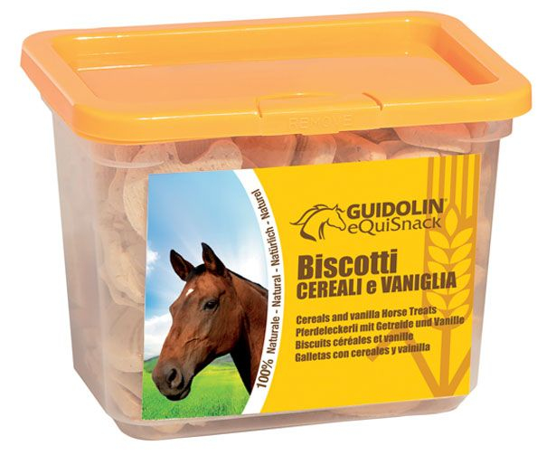 ffcfd7e366 Biscotti ai fiocchi di Cereali e Vaniglia - Equestrian Roma ...